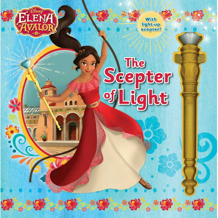 Disney Elena of Avalor: The Scepter of - Queen Of Hearts Scepter