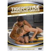 Tiger Style Wrestling Drills: On the Mat by Sport Videos
