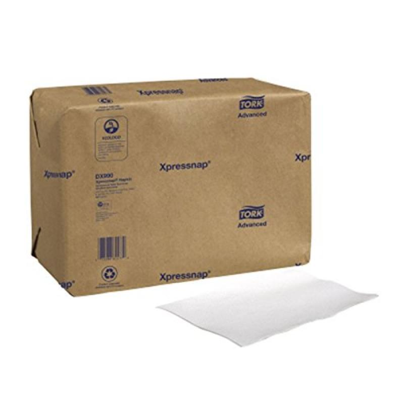 Tork DX990 Advanced Plus Xpressnap Interfold 2-Ply Dispen...