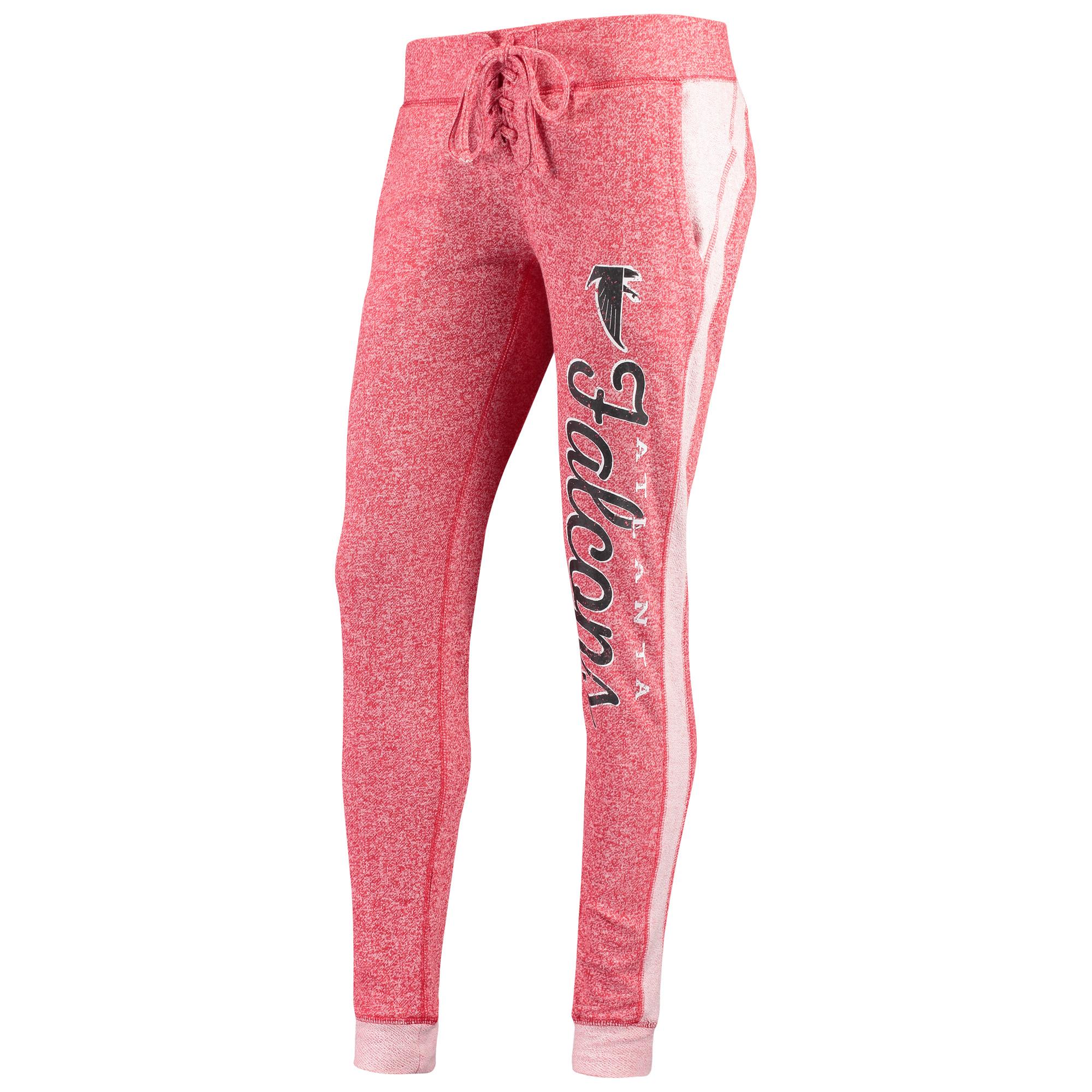 Atlanta Falcons Concepts Sport Women's Walk Off Pants - Red