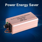 OTVIAP Electricity Saver,Household Intelligent Power Electricity Saver Energy Saving Box Device 30%~40%   , Energy Saver