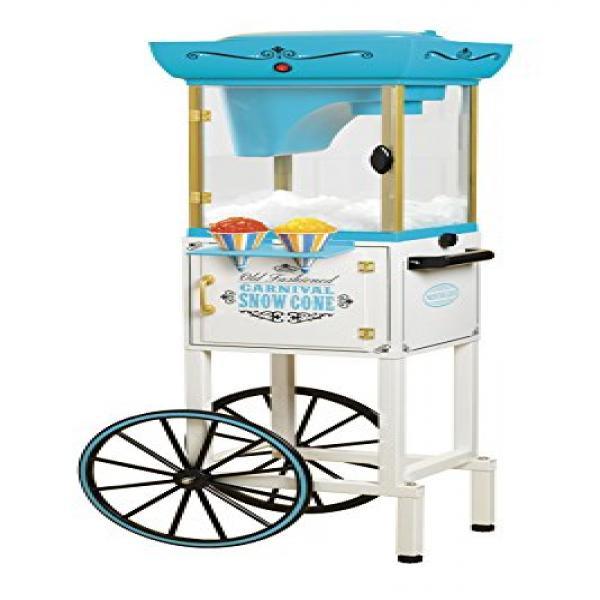 Nostalgia SCC399 48 Inch Snow Cone Cart