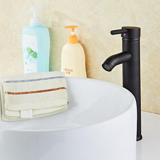 12 Inch Tall Bathroom Vessel Sink Faucet One Hole Handle Bathroom