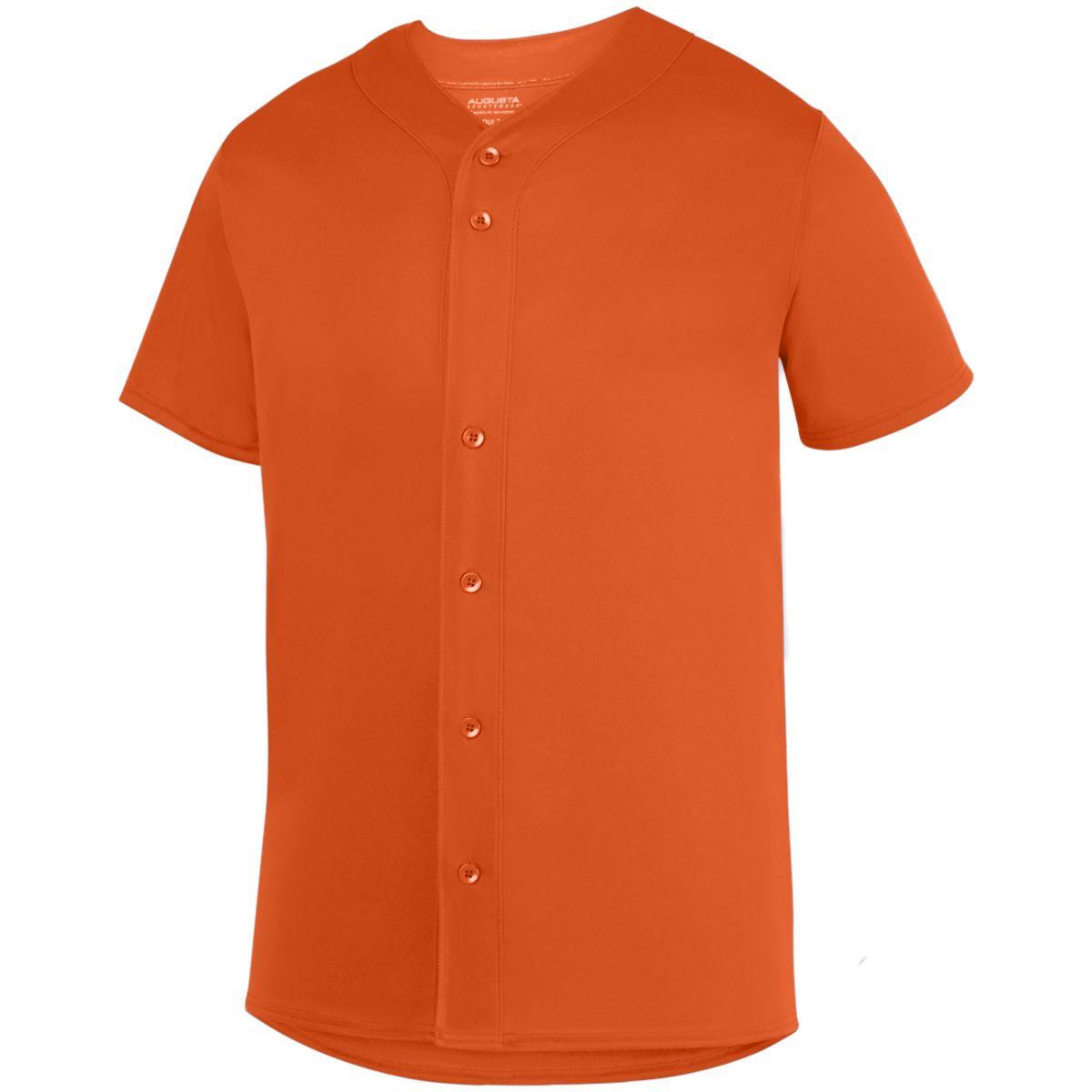 Augusta Youth Sultan Jersey Orange S - image 1 de 1