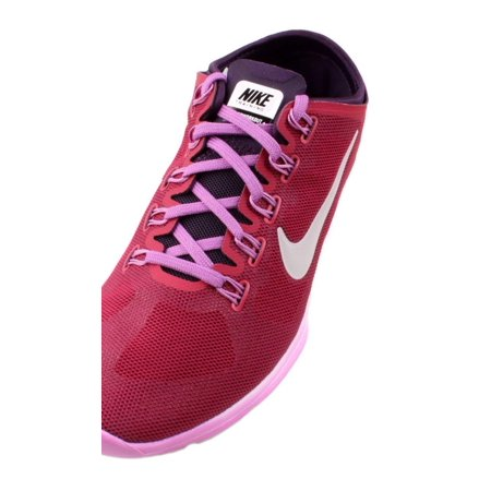 Nike Womens Lunar Hyper Workout Xt+ Running Shoes Red