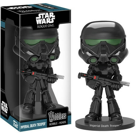 Funko Wacky Wobbler  Star Wars   Rogue One   Shark Trooper Deluxe