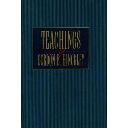 Teachings of Gordon B. Hinckley - eBook