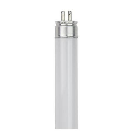 Sunlite 8w F8T5 2700K Warm White Mini Bi-Pin 12 inch Fluorescent Tube Light