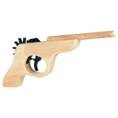 Rubber Band Shooter Gun, Take aim at boredom! By