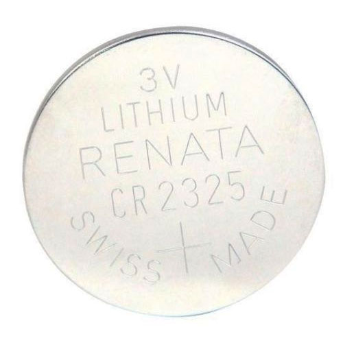 Renata Coin Cell Battery CR2325 3V Lithium Replaces DL2325, BR2325