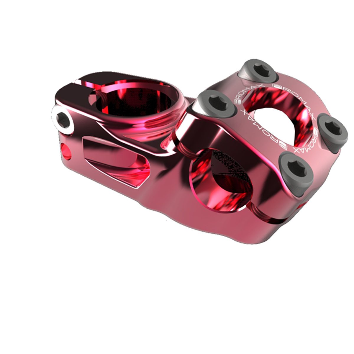Promax Impact 48mm Top Load Stem +/- 0 degree Red