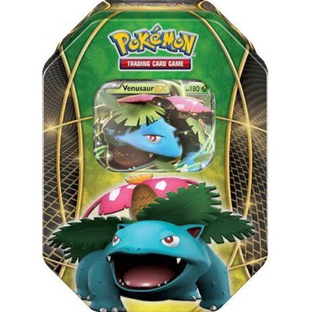 2016 Best of Pokemon Venusaur EX Collector's Tin (Pokemon)