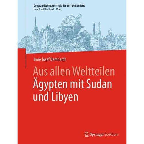 Aus Allen Weltteilen �gypten Mit Sudan Und Libyen