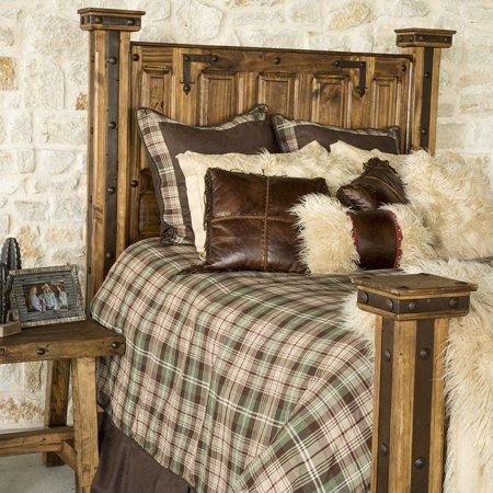 Hiend Accents  Huntsman Comforter Queen Bedding Set Queen Multi