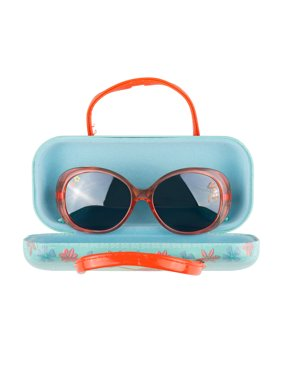 Moana Kid's Sunglasses and Case Set