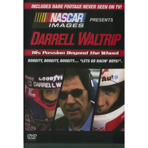 Nascar IMages Presents Darrell Waltrip His Passion Beyond the Wheel by GAIAM INC