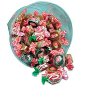 Office Snax Goetze's Caramel Creams, Lt & Dark Caramel Candy, One 24oz Bowl