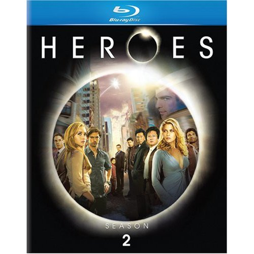 Heroes: Season 2 Two (Blu-ray) (Widescreen)