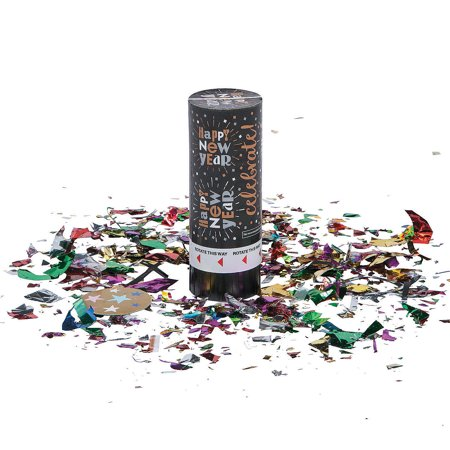 New Years Party Poppers (New Years Eve Party Poppers (1 Dz) - Party Decor - 12)