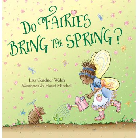 Do Fairies Bring the Spring - eBook