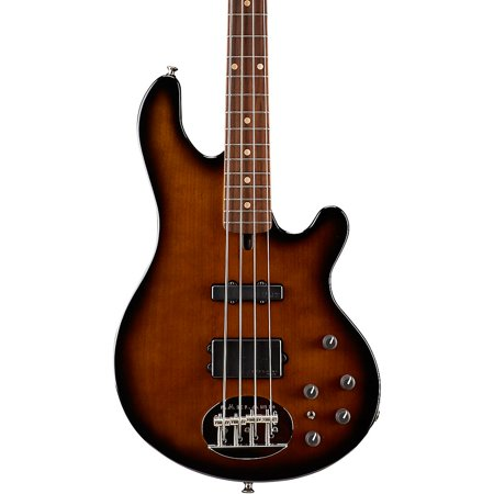 Lakland Classic 44-14 Rosewood Fretboard Electric Bass Guitar Tobacco Sunburst