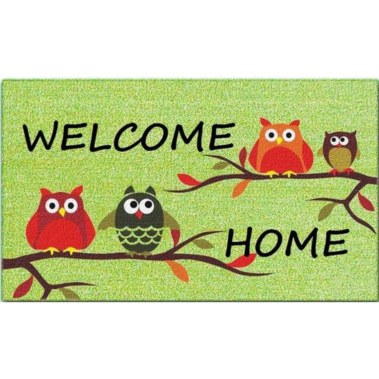 First Impression Welcome Home Printed Door Mat