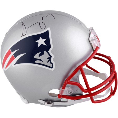 Sony Michel New England Patriots Autographed Riddell Pro-Line Authentic Helmet - Fanatics Authentic Certified Autographed Patriots Pro Helmet