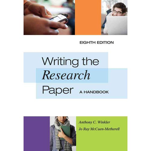 Digital Paper: A Manual for Research and Writing with Library and ...
