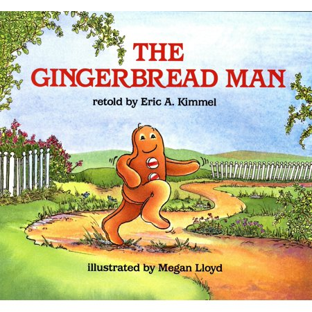 The Gingerbread Man - Zombie Gingerbread Man