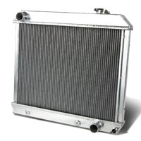 For 1961 to 1966 Chevrolet C/K Series Full Aluminum 3 -Row Racing Radiator 62 63 64 65