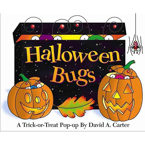 Halloween Bugs: A Trick-Or-Treat Pop-Up