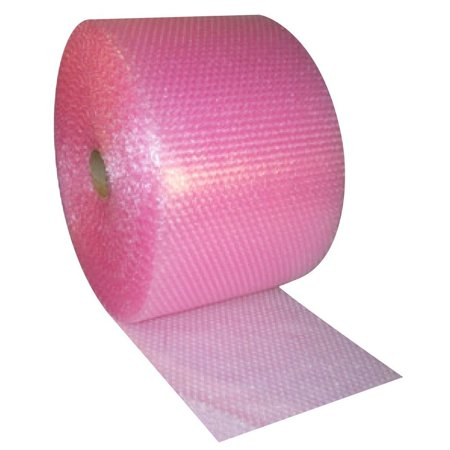 Uboxes Anti-Static Bubble Roll, 175 ft x 12 in, 3/16in Small