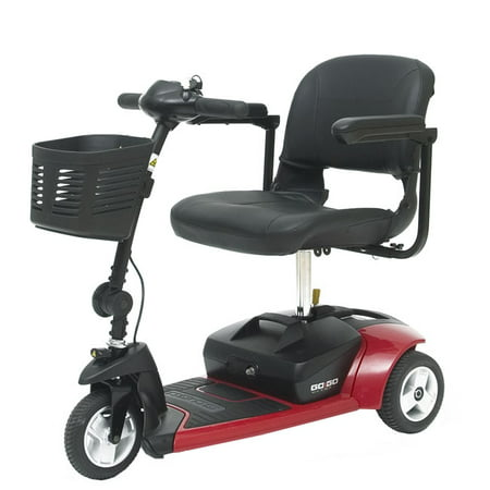 Pride Mobility Scooter >> Pride Mobility Go Go Ultra X 3 Wheel Travel Mobility Scooter