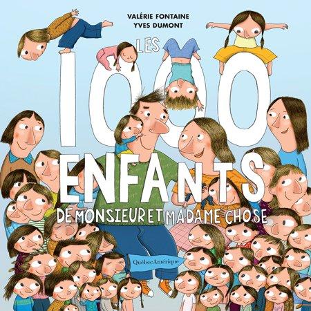 Les 1000 enfants de monsieur et madame Chose - eBook - Monsieur Et Madame Halloween