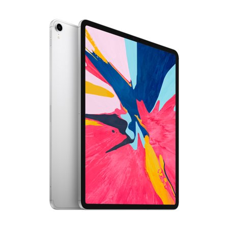 Apple 12.9-inch iPad Pro (2018) Wi-Fi 64GB Silver