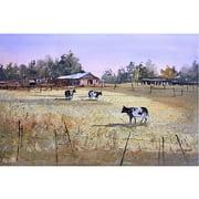 "Trademark Art ""Heart of Wisconsin"" Canvas Art by Ryan Radke"