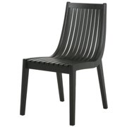 Impacterra Oslo Slat Back Side Chair