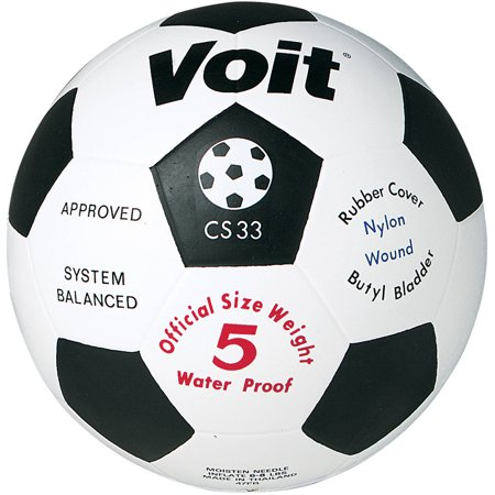 Voit Rubber Soccer Ball (EA) - Rubber Soccer Ball