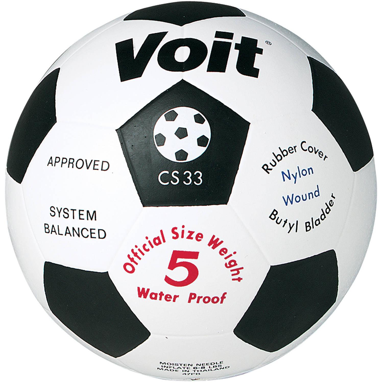 Voit Rubber Soccer Ball (EA)