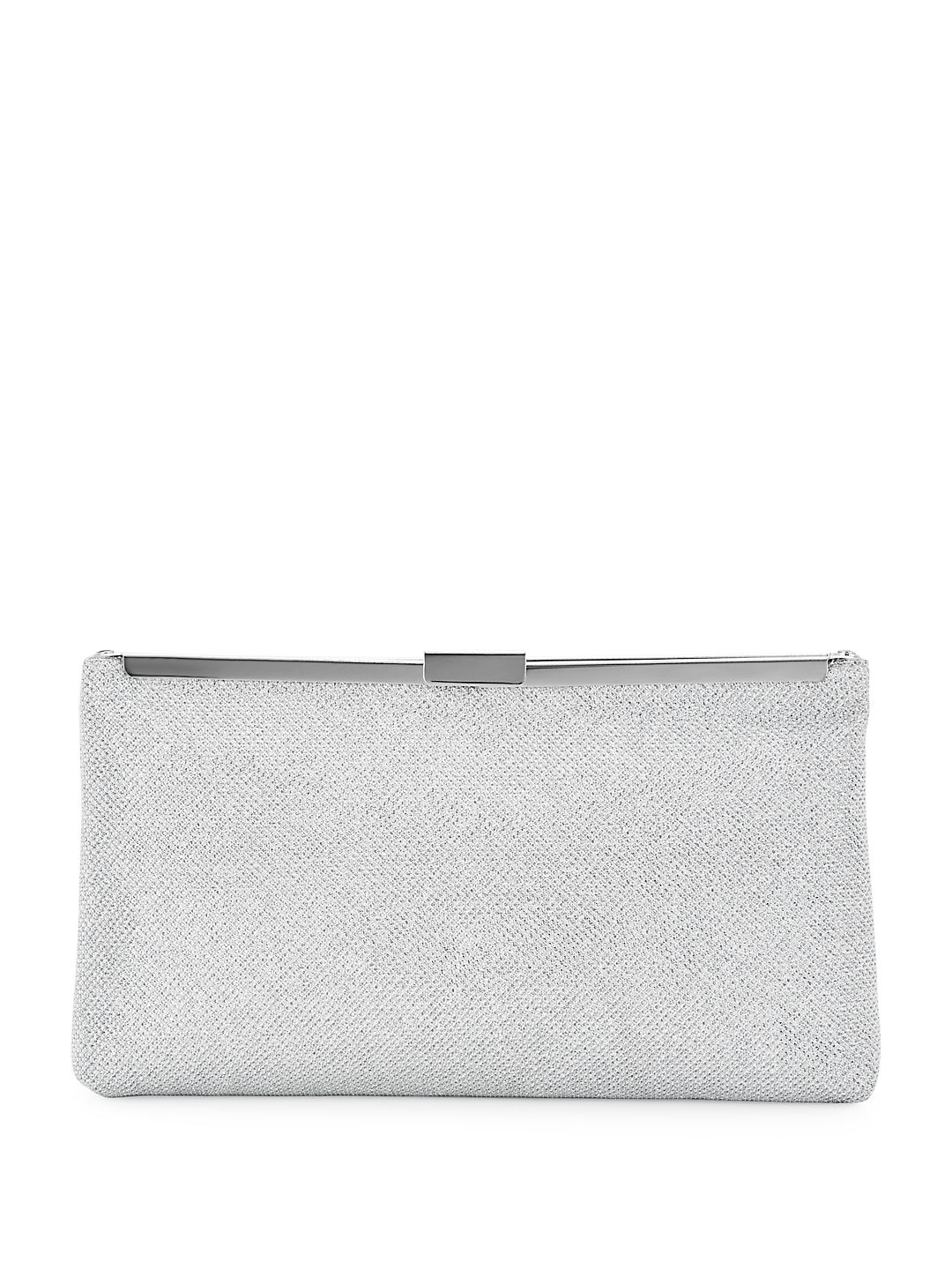 Textured Convertible Clutch