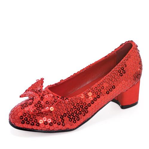 Judy Girls Red Sequin 1.5\
