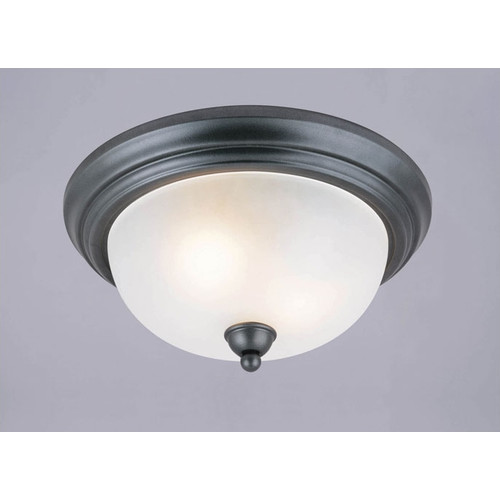 Westinghouse Lighting Pine Creek 2 Light Flush Mount (Set of 2)