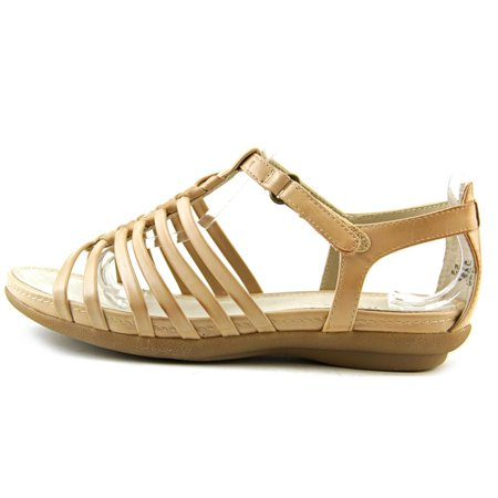 Kim Rogers Womens Almy Open Toe Casual Ankle Strap Sandals