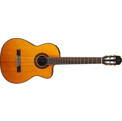 Takamine GC5CE Acoustic-Electric Nylon String Classical Guitar