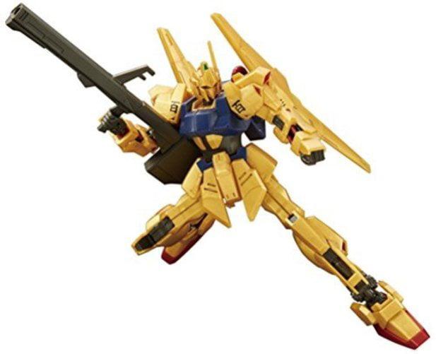 "Bandai Hobby HGUC Hyaku Shiki (Revive) ""Gundam Zeta"" Action by Bandai Hobby"