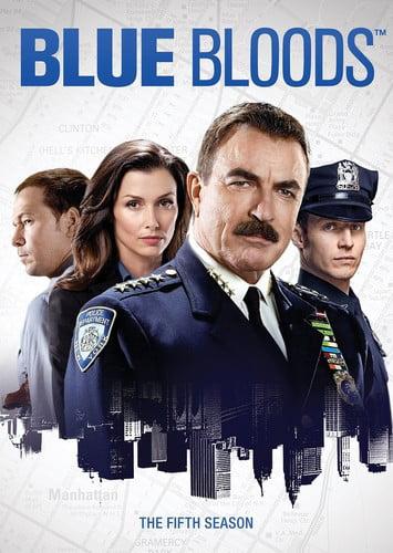 Blue Bloods: The Fifth Season (DVD) by UNIVERSAL STUDIOS HOME ENTERT.