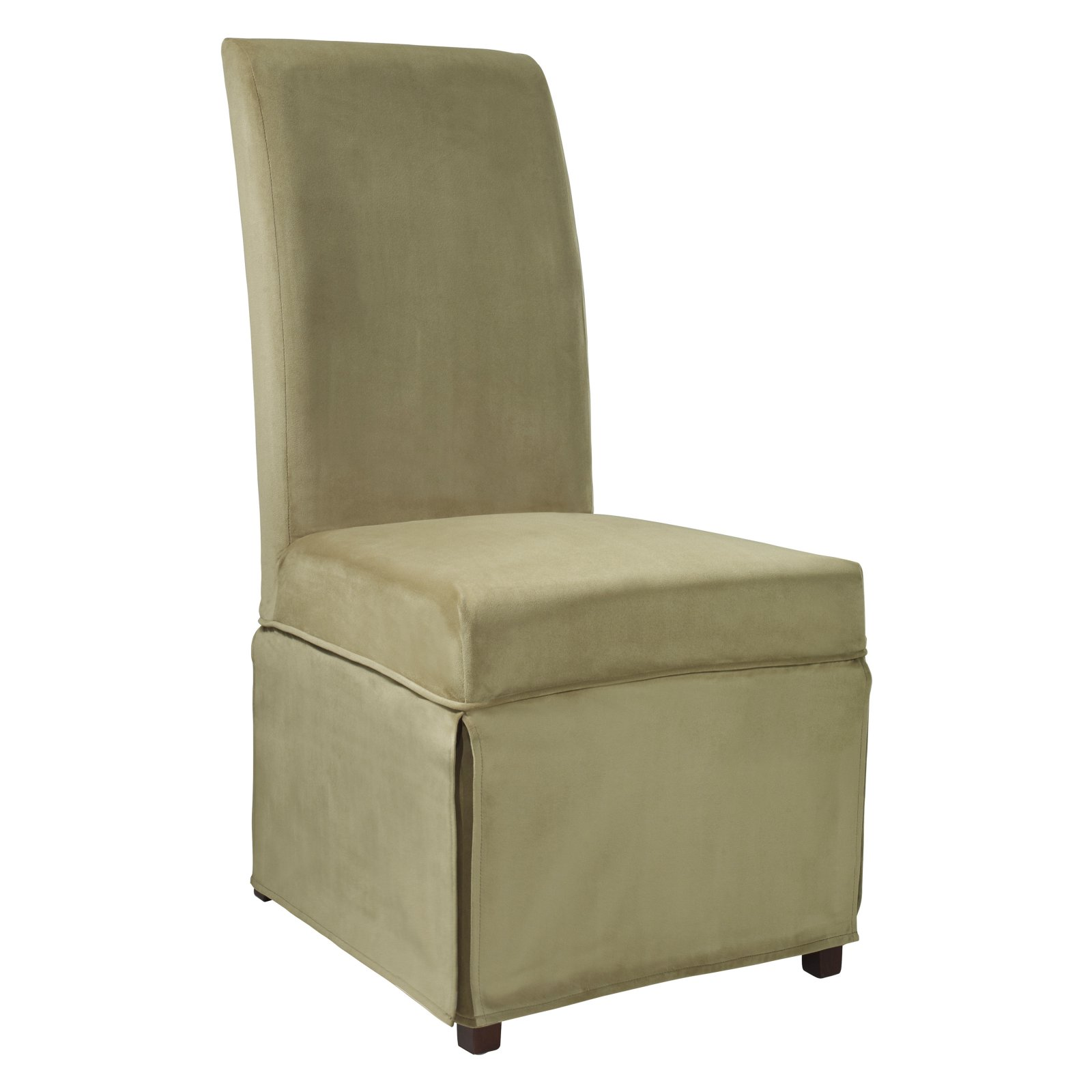 Powell Classic Seating Velvet Long Dining Room Chair Cover