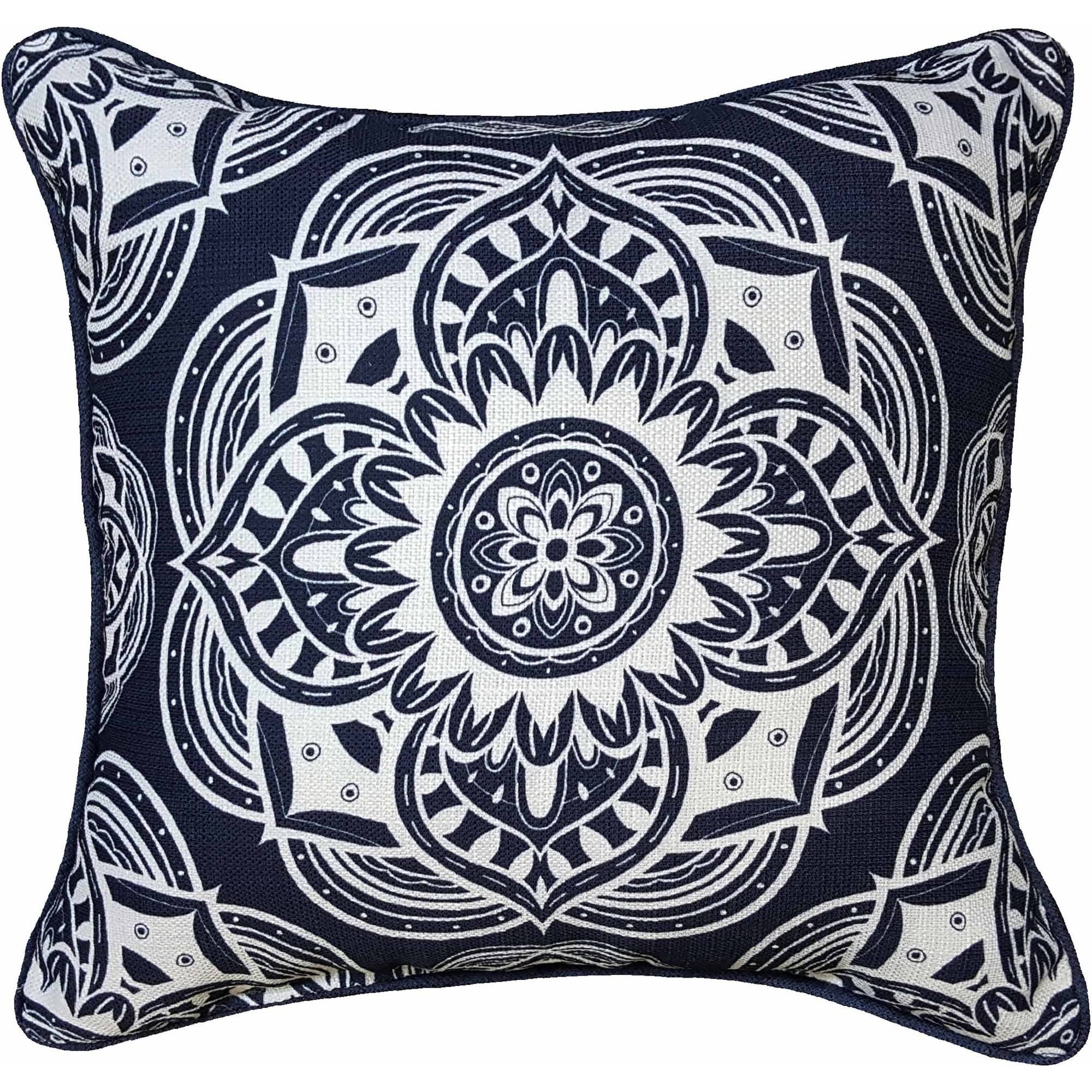 Mainstays Reversible Print Decorative Pillow