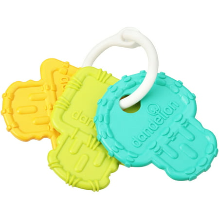 Cups, Dishes & Utensils Re-play Teether Keys Fda Approved Bpa Free Recycled Plastics Baby Teething Consumers First Feeding
