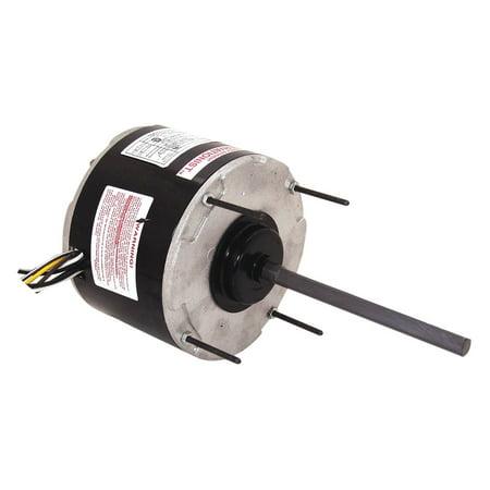 Century 1/3 HP Condenser Fan Motor, Permanent Split Capacitor, 1075 Nameplate RPM, 208-230 Voltage, Frame 48Y - FS1036S (Permanent Split Capacitor Condenser Fan)